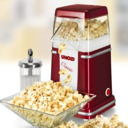 Urządzenia do popcornu