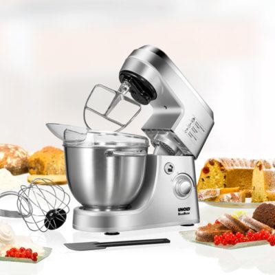 Roboty kuchenne i miksery